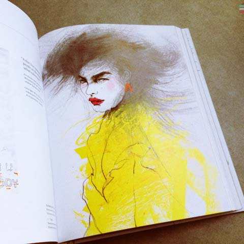 Illustration Now! Fashion by Taschen 2013 review Ze Otavio