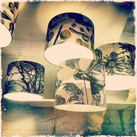 Jen Rowland lampshades