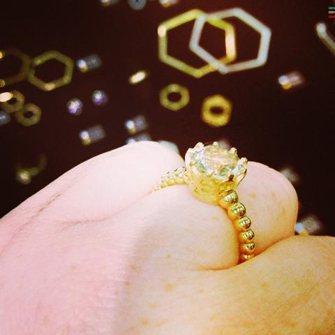 Laura Gravestock ring