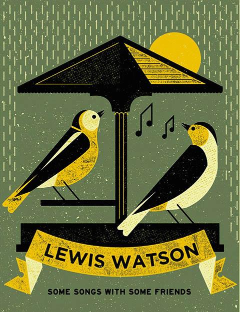 Lewis Watson poster