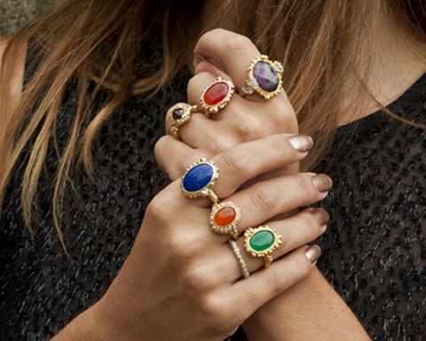 Milena Kovanovic - Ursulas Hoard rings