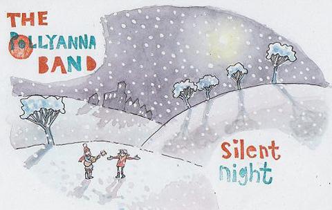 Pollyanna band by Simon McLaren