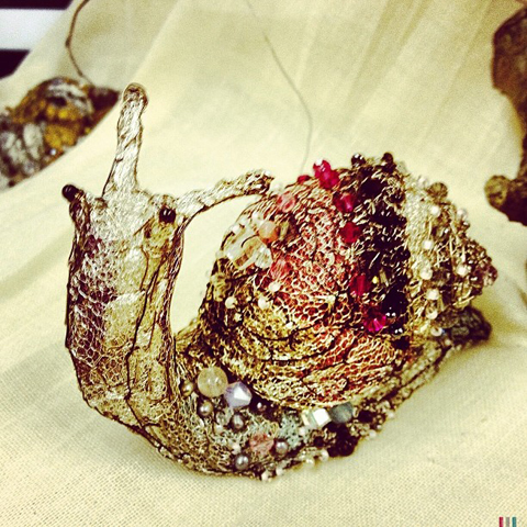 Susan Horth snail