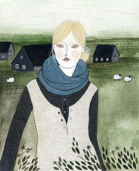 Izzy Lane by Yelena Bryksenkova