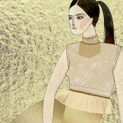 Lug von Siga S/S 2014 by Yelena Bryksenkova