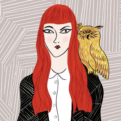 Owlle by Emma Farrarons