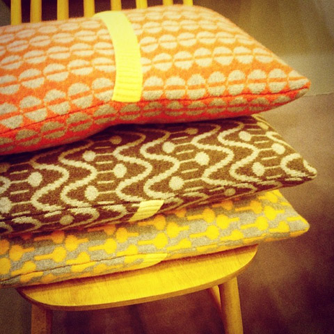 cushions by seven gauge studios