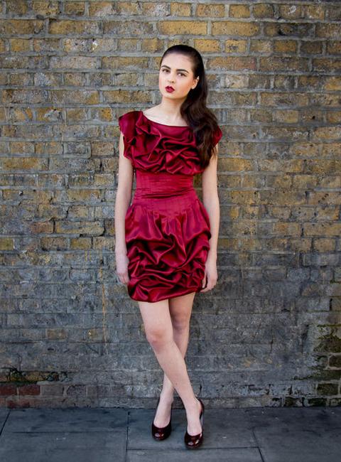 Anna Popovich Marilyn Dress
