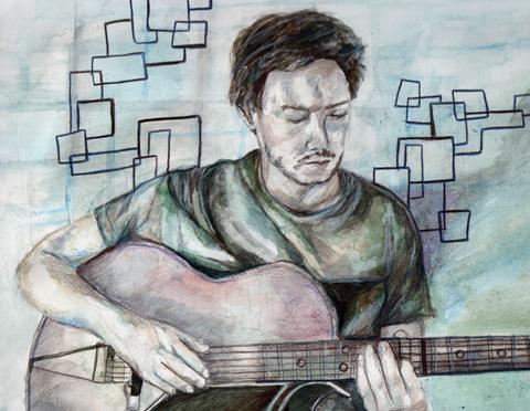 Dustin Tebbutt by Claudine O'Sullivan