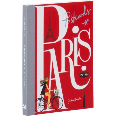 Paris Postcards by Jason Brooks