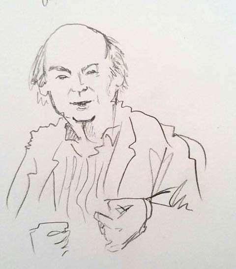 Quentin Blake by Jenny Robins