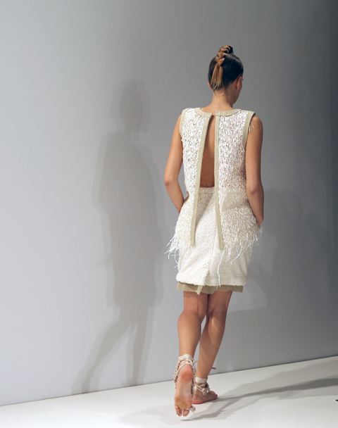 Sarah Ryan AW 2014-back view