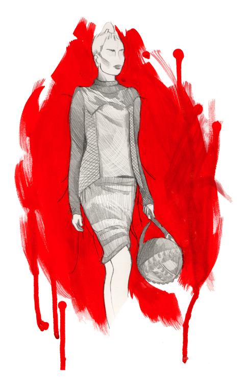 Sarah Ryan A/W 2014 by Lynne Datson