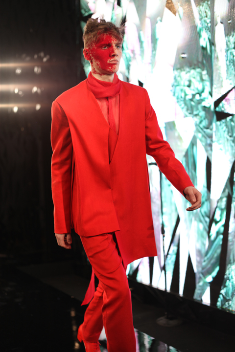 Xiaomeng Yang AW 2014