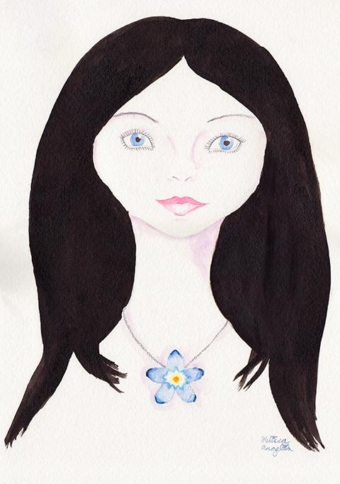 Clara Francis by Melissa Angelik