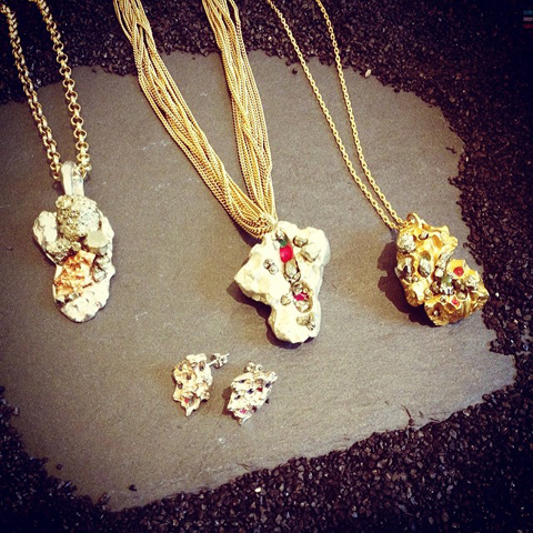 Imogen Belfield necklaces