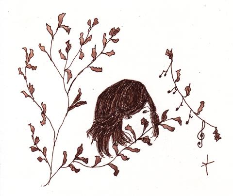Joana Serrat by Jane Young