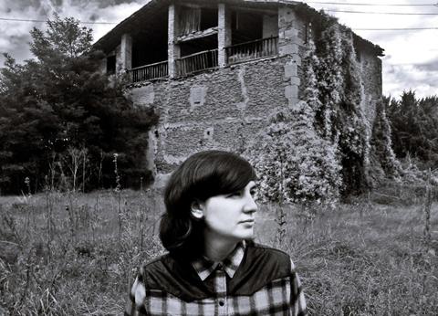 Joana Serrat by David Giménez