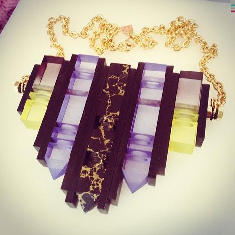 Lily Kamper necklace