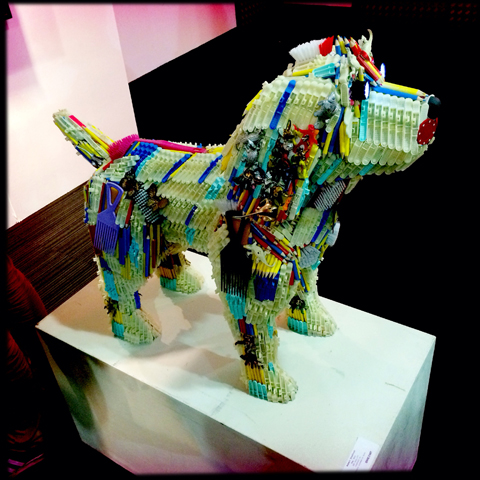 London Art Fair review 2014-envie d'art