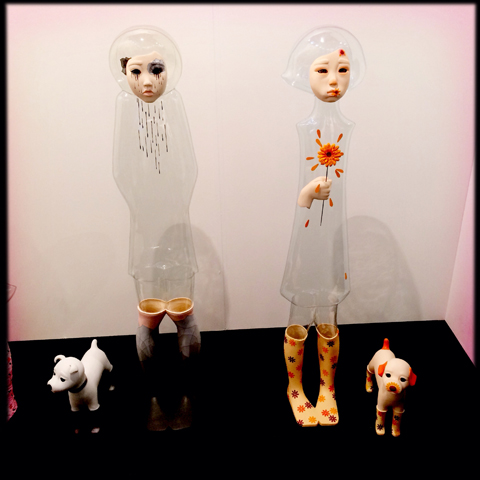 London Art Fair review 2014-Jin-Young Yu