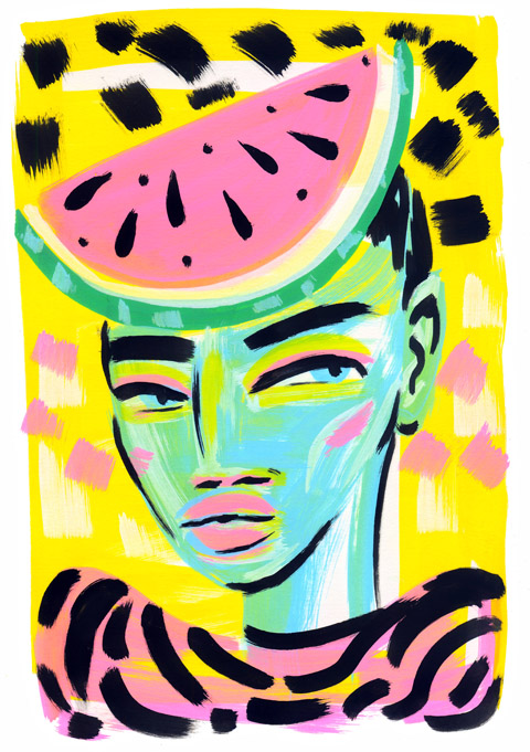 Melons On My Mind,Lynnie Zulu