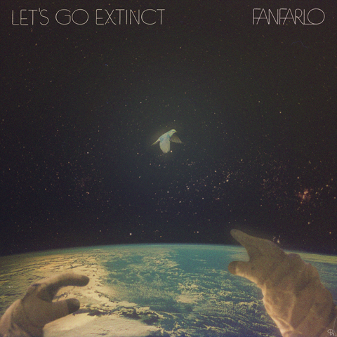 Fanfarlo-Let's Go Extinct album cover