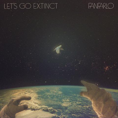 Fanfarlo-Let's Go Extinct album cover