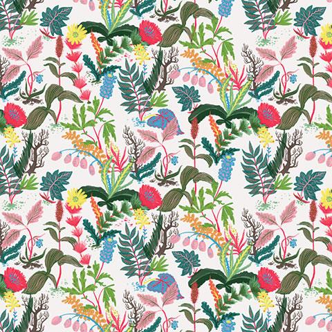 Llew Mejia - undergrowth-pattern