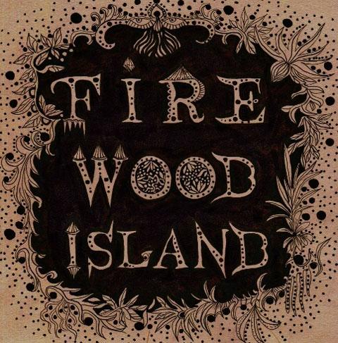 Firewoodisland by Daria Hlazatova