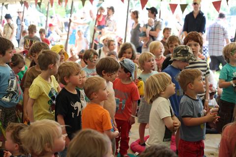 Wood Festival 2014-kids