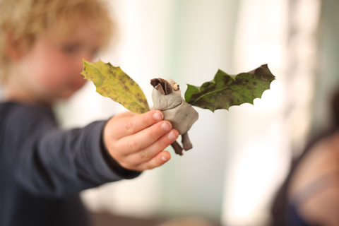 Wood Festival 2014- clay bat