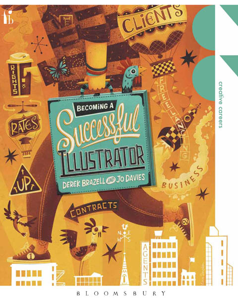 Becoming a Successful Illustrator cover