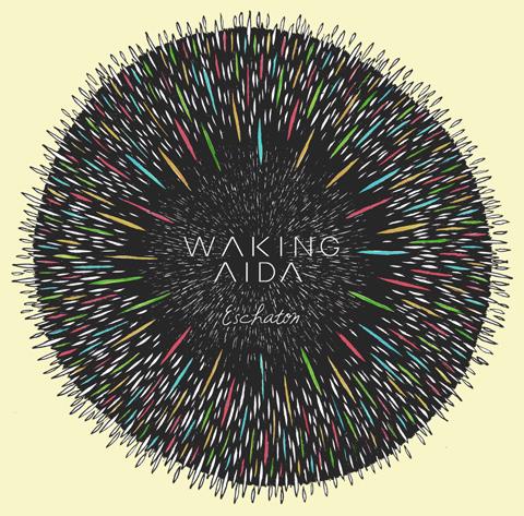 Waking Aida - Eschaton album cover