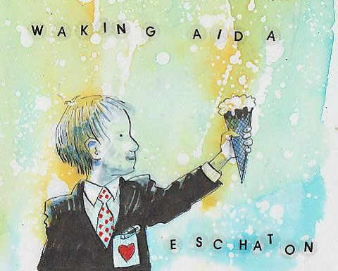 Waking Aida, Glow Coin by Simon McLaren