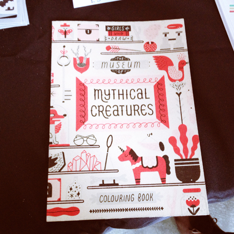 ELCAF 2014-mythical creatures