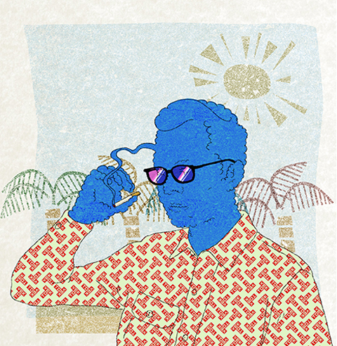 tom vek by gianluca
