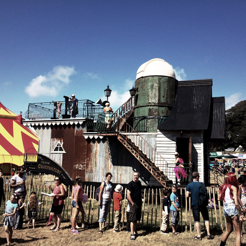 Camp bestival 2014 review