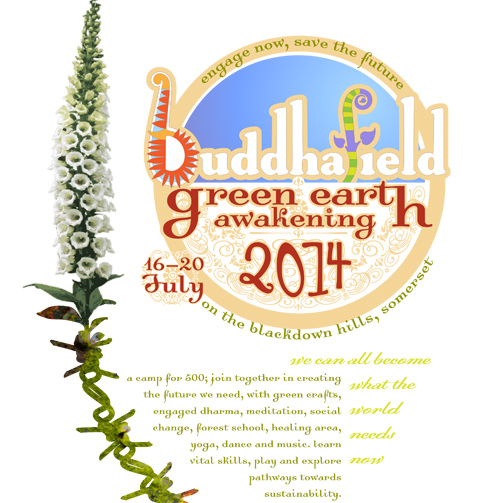 Green Earth Awakening Poster2014
