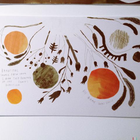 New Designers 2014 -Jess Bennett