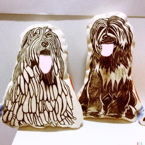 New Designers Dogs, by Angelica Hood at UCA Farnham