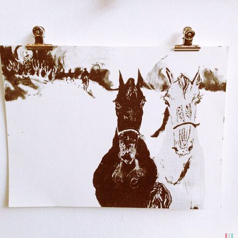 New Designers Horses Josephine Birch