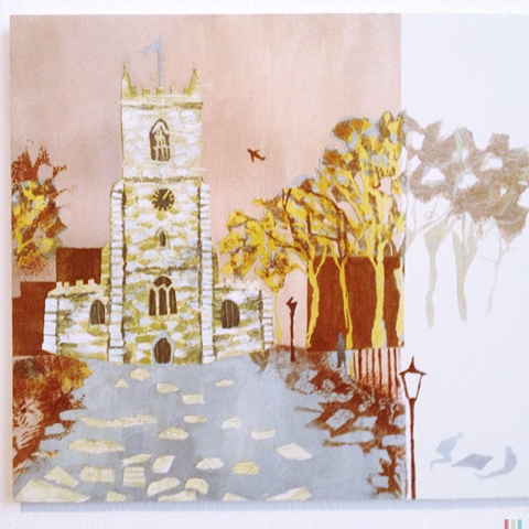 New Designers Louise Hall- churches
