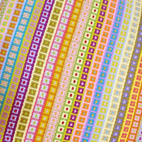 New Designers Neon weave