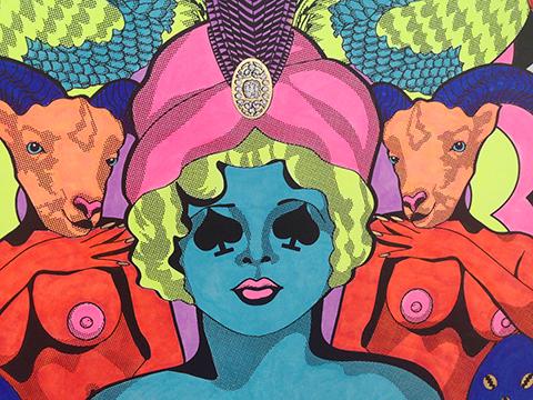 Grande Dame My Voodoo On You-MyVoodooUpClose