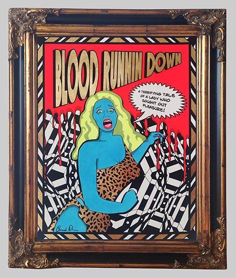 Grande Dame My Voodoo On You-blood
