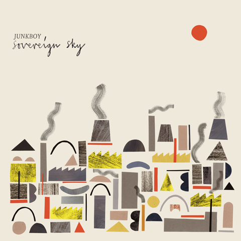 Junkboy Sovereign Sky cover