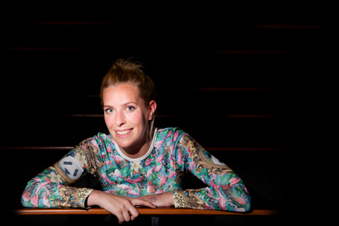 Sara Pascoe at the Edinburgh Festival