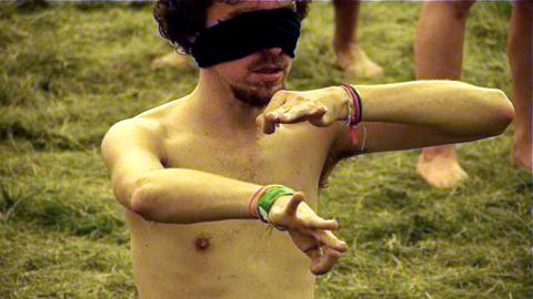 Tantric Trance Dance seth Newman Into The Wild Festival 2