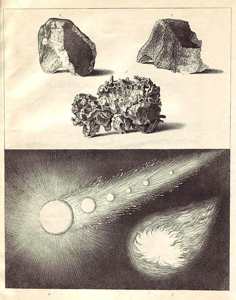 Meteoriten 1838-Keller